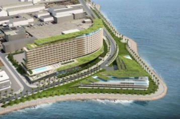 豊崎リゾートホテル、「インターコンチネンタル」