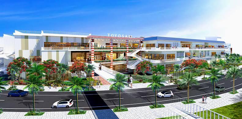 新大型商業施設「イーアス沖縄豊崎」