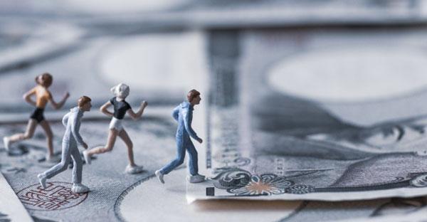 経済力は夫婦で平等