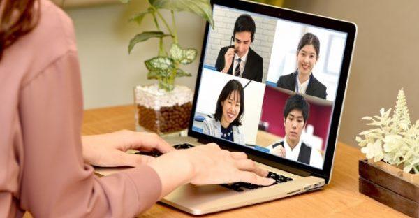 オンライン会議に対応する