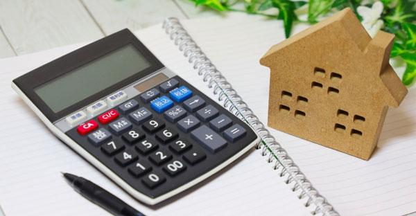 マイホーム購入家族の家計