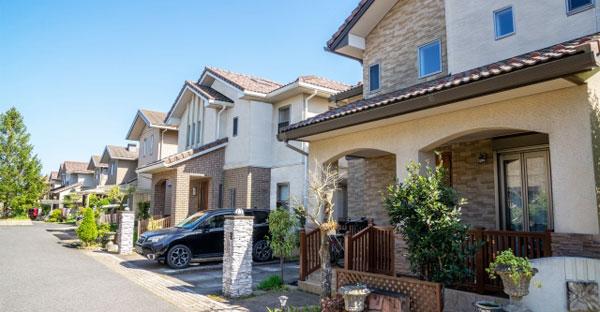 一般的な建売住宅