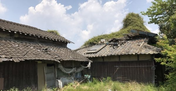 沖縄で不動産査定☆築年数の古い家は更地にするべき?