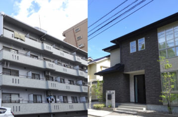 沖縄では一戸建てか賃貸か☆迷った時の5つの比較