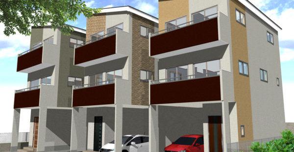 3階建て住宅で旅館業を始める